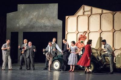 Comédie-ballet : Monsieur de Pourceaugnac / Les arts florissants à Niort
