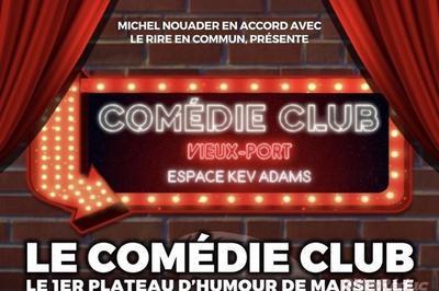 Comedie Club à Marseille