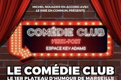 Comédie Club à Marseille
