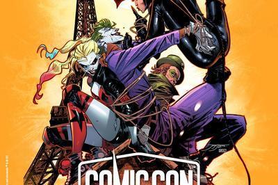 Comic Con Paris 2019