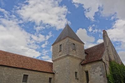 Commanderie Templière De Villemoison à Saint Pere