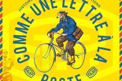 Comme une lettre à la poste à Amiens