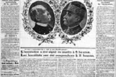 Commémoration Du Centenaire De L'armistice De 1918 à Labruguiere