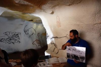 Comment On Étudie Une Grotte Ornée ? à Vallon Pont d'Arc