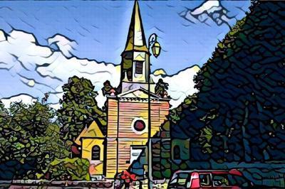 Comment Vois Tu Saint-julien En Peinture ? à Bois Normand Pres Lyre