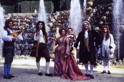 Fête Galante au château de Versailles