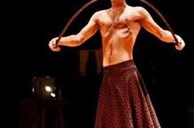 Le Cirque Poussiere à La Talaudiere