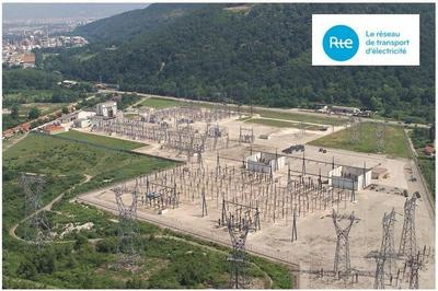 Comprendre L'alimentation Électrique De L'agglomération De Grenoble à Champagnier