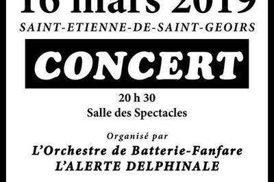 Soirée musicale à Saint Etienne de saint Geoirs