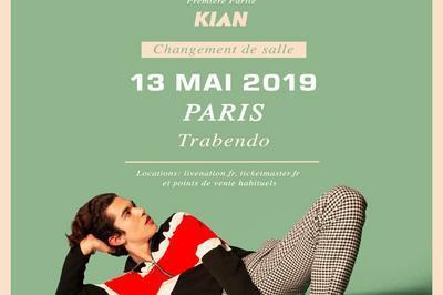 Conan Gray à Paris 19ème
