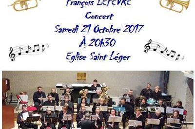L'Orchestre d'Harmonie de Breteuil à Ansauvillers