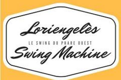 Loriengelès Swing Machine à Bessay