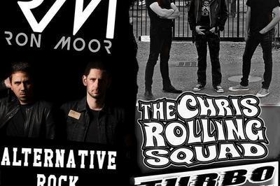 The Chris Rolling Squad, Ron Moor à Saintes