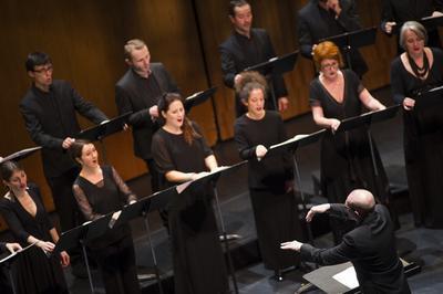 Concert du choeur de chambre Les Éléments. à Montpellier