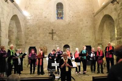 Concert À L'église à Nouic