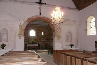 Concert à L'église à Brinay