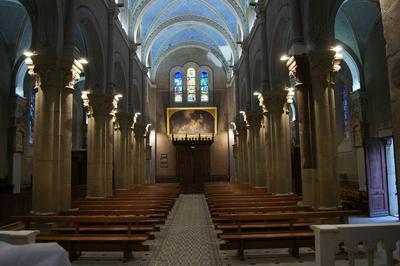 Concert à L'église Notre-dame D'eyzin-pinet à Eyzin Pinet