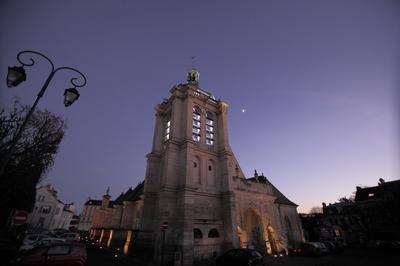 Concert à L'église Notre-dame De Pontoise