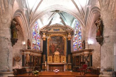 Concert à L'église Sainte-savine à Sainte Savine
