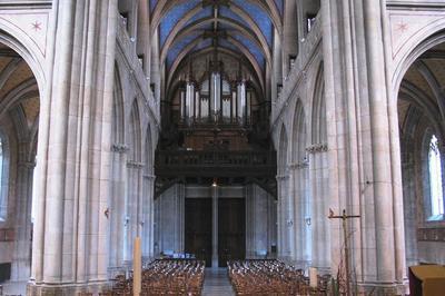 Concert à La Cathédrale De Belley.