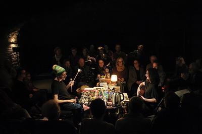 Concert à table à Villefontaine