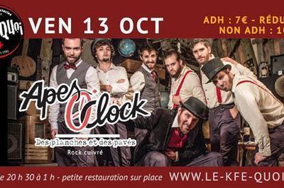 Concert Apes O'clock à Forcalquier