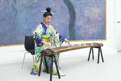 Concert : Art-nouveau Et Japonisme Par Fumie Hihara à Lion sur Mer