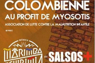 Concert Au Profit De Myosotis - Colombie à Paris 20ème