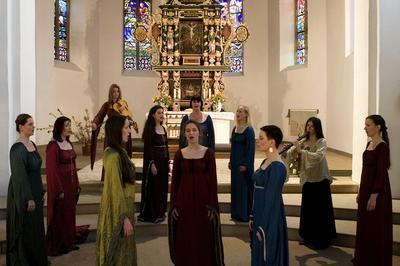 Concert Ay, Santa Maria / Ars Choralis Coeln à Metz