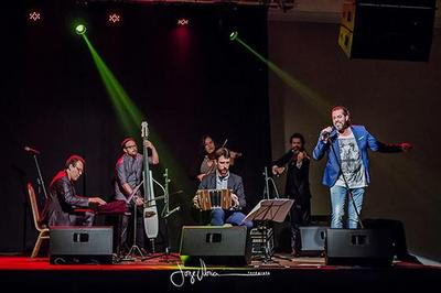 Concert-bal avec Sexteto Milonguero à Ramonville saint Agne