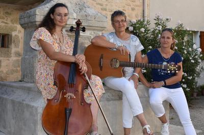Concert Barbara Deschamps à Chomerac