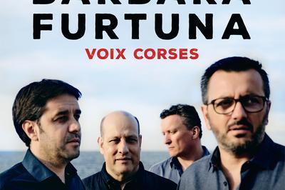 Concert Barbara Furtuna - Voix corses à Apt