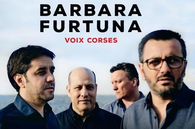 Concert Barbara Furtuna - Voix corses à Bergerac