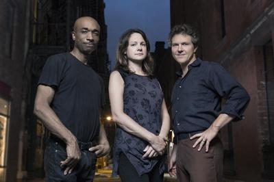 Concert Borderlands Trio : Kris Davis - Stephan Crump - Eric Mcpherson à Strasbourg