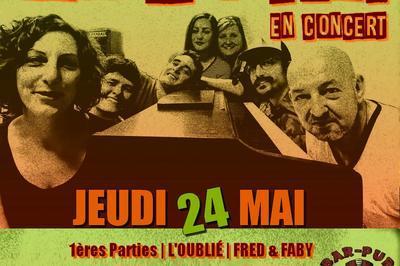 Concert Buddies & Soul et 1ères Parties à Montpellier