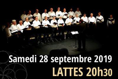 Concert Chœur D'hommes Basque Anaiki à Lattes
