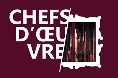 Concert Chefs-d'œuvre à Amiens