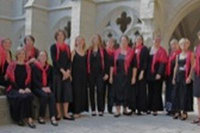 Concert Choeur De Femmes Vocce Umana à Chantelle