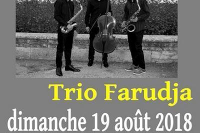 Concert Classique Avec Le Trio Farudja à Sorede