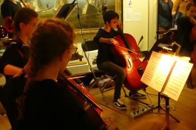 Concert Déambulation à Rochefort