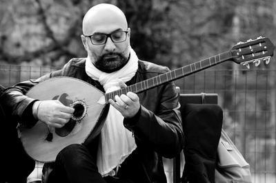 Concert D'issa Hassan En Trio à Corte