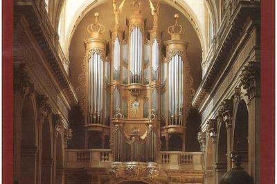 Concert D'orgue à Paris 4ème