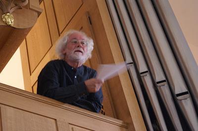 Concert d'orgue à l'église de Bossendorf