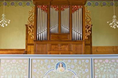 Concert d'orgue à l'église de Haegen