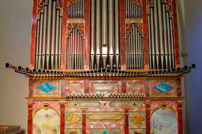 Concert D'orgue Et Cornet À Bouquin à Thionville