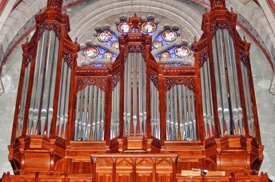 Concert D'orgue Et Trompette À L'église Saint-paul à Nimes