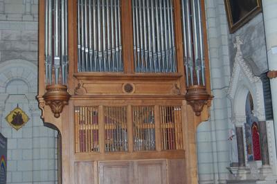 Concert D'orgues À L'eglise Notre Dame-la-nouvelle à Chemillé