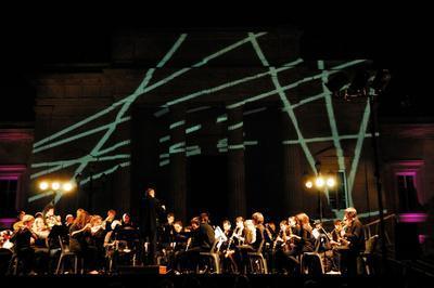 Concert D'ouverture Des Journées Européennes Du Patrimoine Par L'orchestre D'harmonie Du Conservatoire Municipal. à Saintes