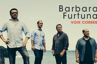 Concert de Barbara furtuna à Bourg Argental