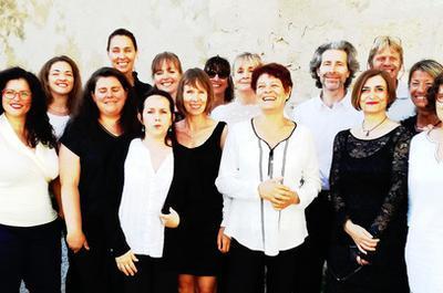 Concert De Chants Gospel Par « The Manosqueens' And Manoskings' Joyful Choir » à Mane
